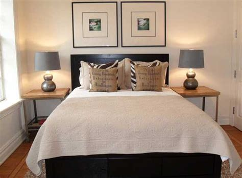 small bedroom decorating ideas visually stretching small spaces
