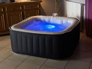 Spa 2 Places Gonflable : spa gonflable water 39 health claidy 3 4 places ~ Melissatoandfro.com Idées de Décoration