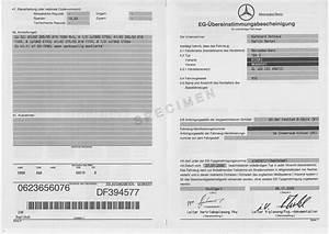 Certificat De Conformité Mercedes : certificat de conformit mercedes coc mercedes france my ~ Gottalentnigeria.com Avis de Voitures