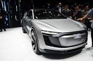 Audi E Tron : audi to offer production e tron sportback in the u s in ~ Melissatoandfro.com Idées de Décoration