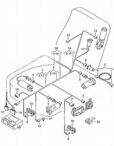 2005 Audi A6 Quattro Allroad    See Current Flow Diagram   Wire Harness For Electri