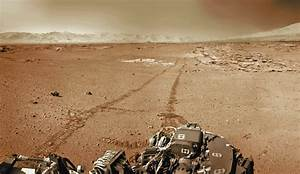 NASA's Curiosity Rover Has Discovered Liquid Water Below ...