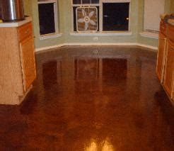 ugly beautiful dallasfort worth concrete staining