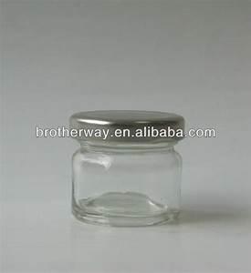 Bocaux Confiture Ikea : mini verre pot rond cosm tiques bocal en verre avec couvercle m tallique pais base bocaux en ~ Teatrodelosmanantiales.com Idées de Décoration