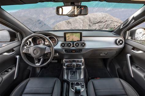 Mercedes X Class Interior by 2018 Mercedes X Class Review Gtspirit