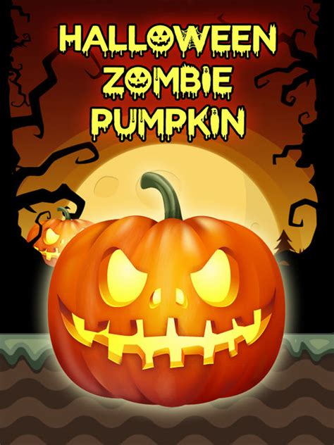 defeat zombie pumpkin challenge halloween ipad screenshots