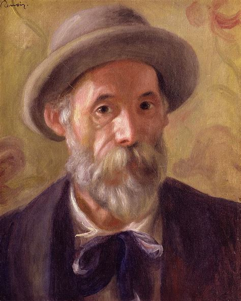 Pierre Auguste Renoirs Self Portraits