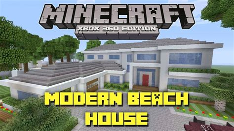 houses blueprints minecraft xbox 360 modern house miami style
