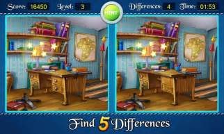 Find the Difference Games