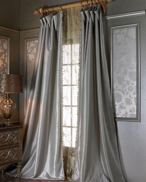 palace silk drapery panel each dreams