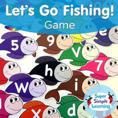 Alphabet ideas on pinterest alphabet beginning sounds for Letter go fish