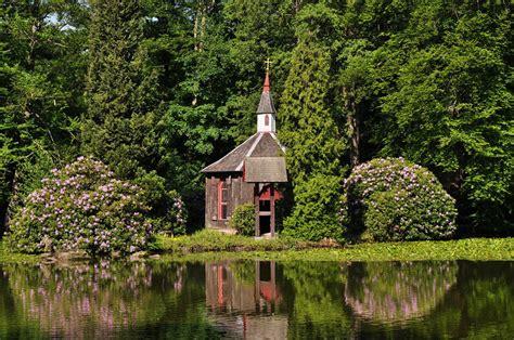 Englischer Garten Eulbach  Nibelungen Land