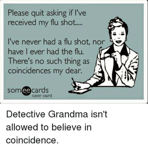 Flu Shot Meme - 25 best memes about flu shot flu shot memes