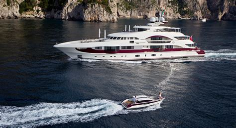 Yacht Quite Essential by Charter Heesen 55m Quite Essential Arcon Yachts
