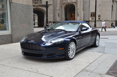 2006 Aston Martin Db9 Volante Stock # Gc1951 For Sale Near