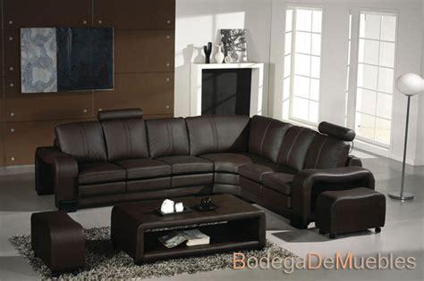 Da vida a tu hogar con nuestros muebles de sala y comedor modernos, tradicionales o nórdicos. sala tipo esquinera o escuadra de piel moderna - Bodega de ...