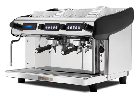 A Espresso Coffee Machine by Expobar Megacrem Display Espresso Machine