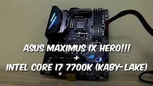 Motherboard Baru    Asus Maximus Ix Hero Z270