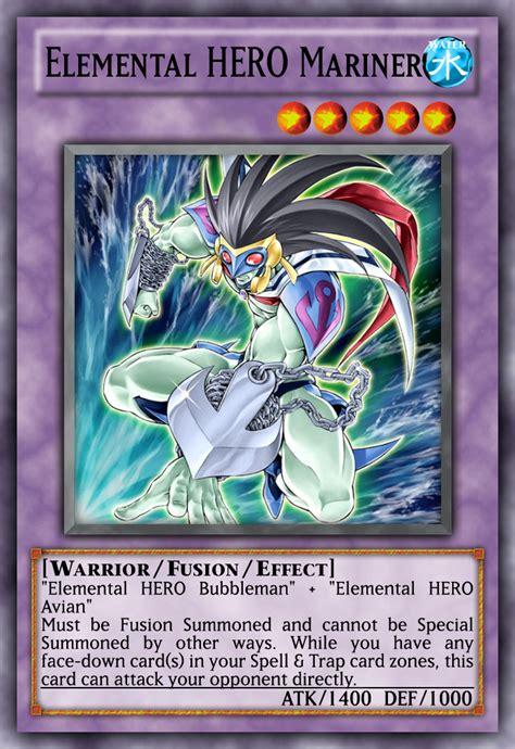elemental hero extra deck monsters heroproxies
