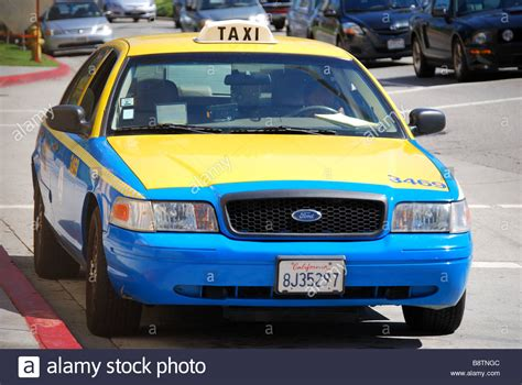 Los Angeles Taxi, Wilshire Boulevard, Los Angeles