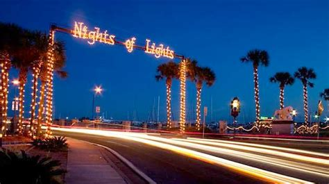 festival of lights florida 904 happy hour article nights of lights in st