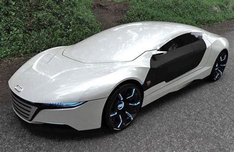 Beautiful Concept Car