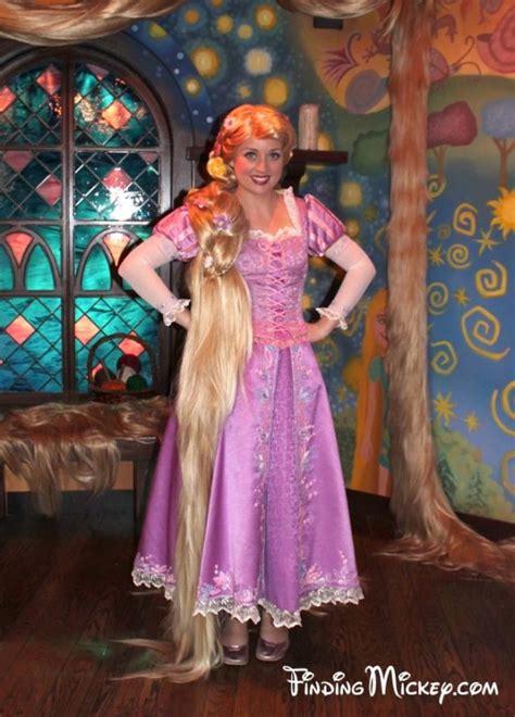 Rapunzel - Disneyland Resort Costumed Characters