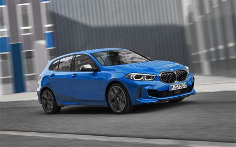 2019 Bmw Reveal by Bmw Reveals Redesigned 2019 1 Series Hatchback