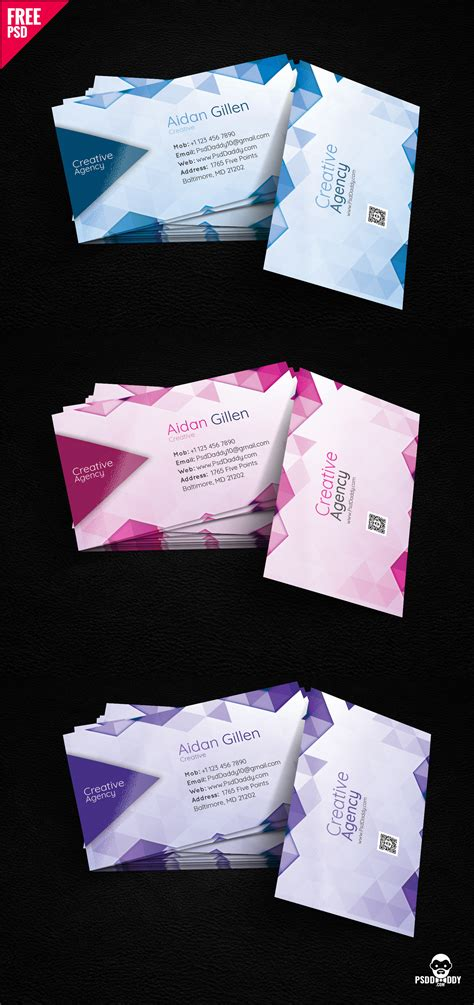 creative business card bundle psd psddaddycom
