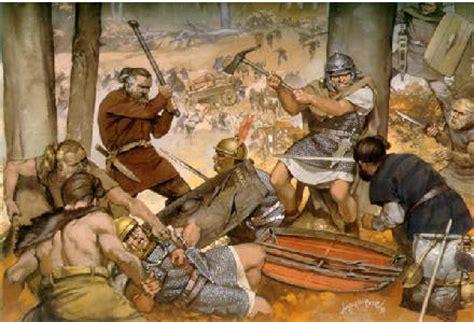 caida en el salon de caida imperio romano