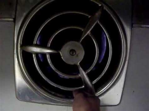 Vintage 1950's Nu Tone exhaust fan   YouTube