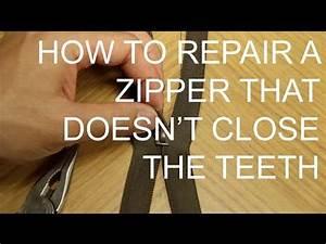 Reißverschluss Zipper Kaputt : so einfach reparierst du jeden rei verschluss diesen trick musst du kennen taschen ~ Orissabook.com Haus und Dekorationen