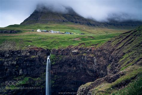 Photograph Gasadalur by Alessio Mesiano on 500px