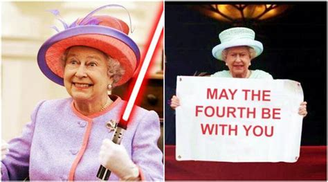 'May the fourth be with you': Star Wars Day sets off with ...
