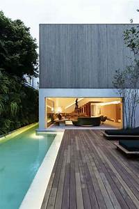 Modern Brazilian Home Embraces Transparency And Nature