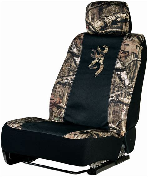 Spg Universal Realtree Mossy Oak Browning Seat Cover For