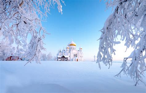 Ural Backgrounds by Ural Russia Winter Russia Snow Wallpapers Hd