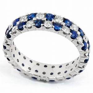 Exquisitely Designed Sapphire Wedding Jewelry For The Big