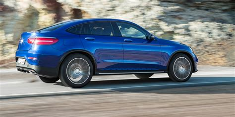 mercedes benz glc coupe amg glc coupe revealed