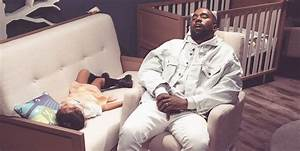 Kanye West & Daughter North Fell Asleep While Shopping ...