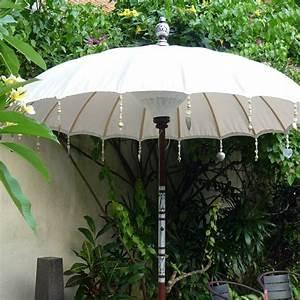 sonnenschirm im orientalischen stil exotik pur With französischer balkon mit bali sonnenschirm kaufen