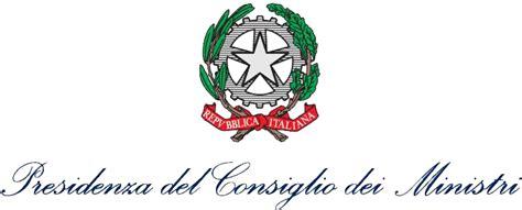 Logo Presidenza Consiglio Dei Ministri by Tirocinanti Schiavi Alla Presidenza Consiglio Dei