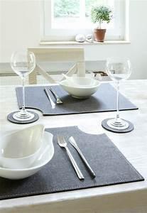 Tischsets Selber Nähen : die 25 besten ideen zu tischset auf pinterest ~ Lizthompson.info Haus und Dekorationen