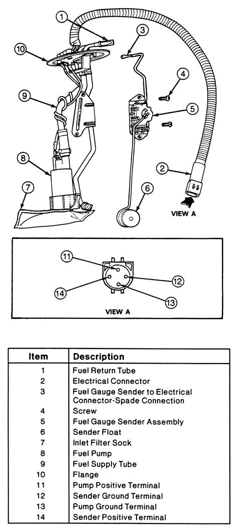 1996 Ford Explorer Fuel Line Wiring by Solved How Do I Remove The Fuel Tank On A 1996 Ford Fixya