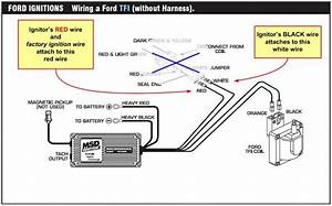 Wiring Diagram Ballast Resistor Ignition Coil