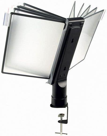 aidata fdsl  desk clamp document holder  pocket
