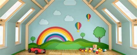 Wandgestaltung Kinderzimmer Wiese by Gro 223 E Wanddesigns F 252 R Gro 223 E Effekte Hagebau De