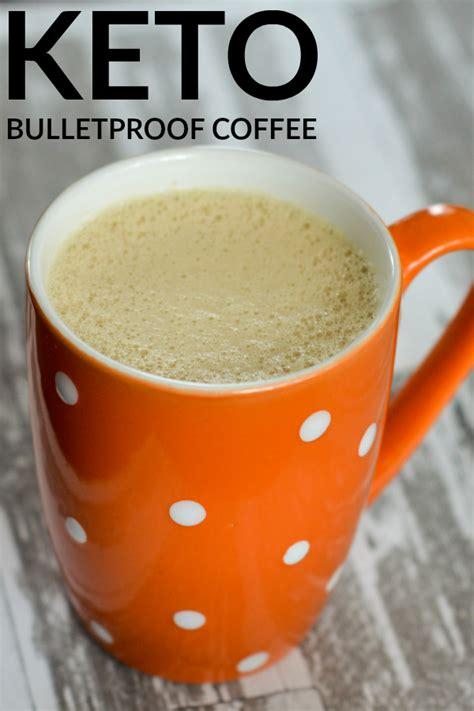 bullet proof coffee   keto diet start  morning