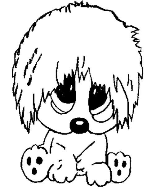 dessin a imprimer de chien