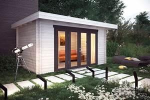 Gartenhaus Mit Glasfront : gartenh user zuhause im gr nen myhammer magazin ~ Sanjose-hotels-ca.com Haus und Dekorationen